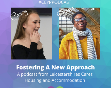 Fostering a new approach Ep 4